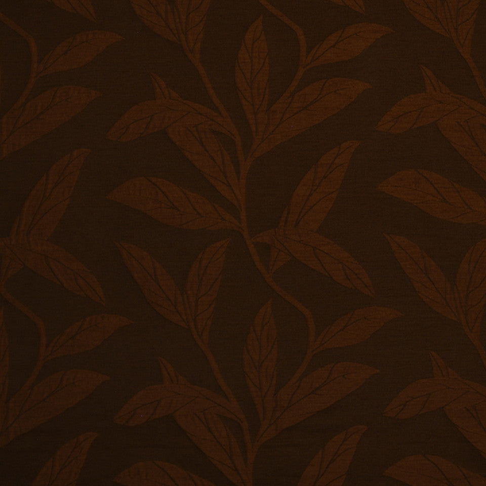 SILKY ESSENTIALS II Break Line Fabric - Hazelnut
