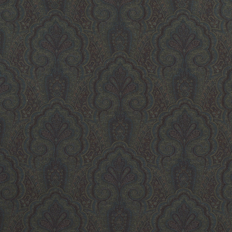 COVE Ashland Fabric - Indigo