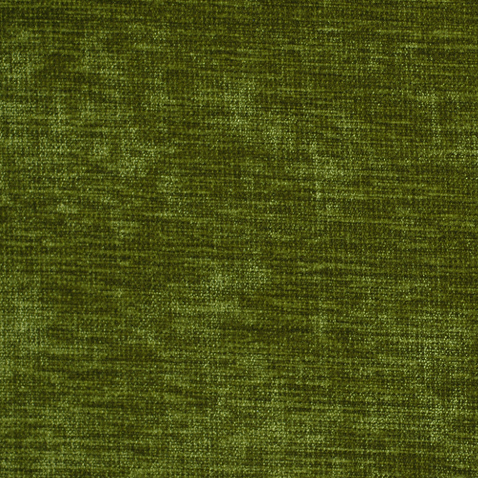 VELVETY CHENILLES Orizzonte Fabric - Leaf