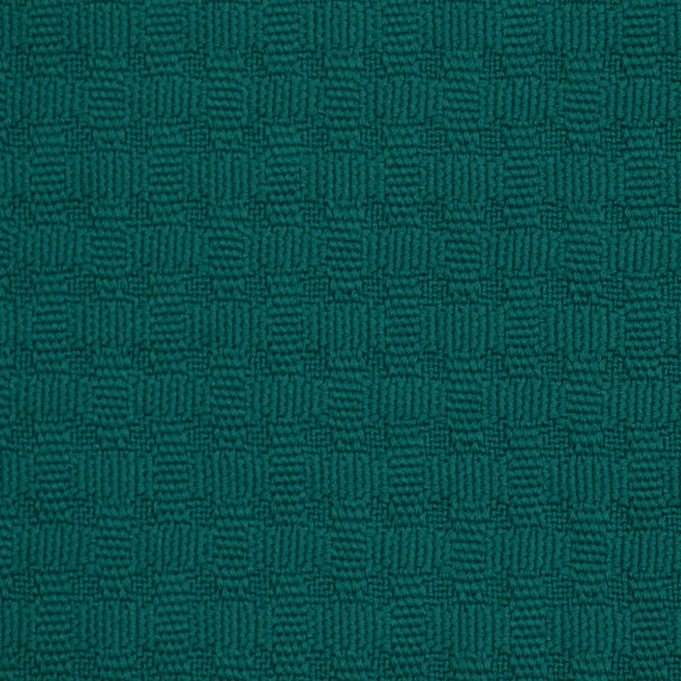 OUTDOOR @ HOME Carmel Weave Fabric - Turquoise