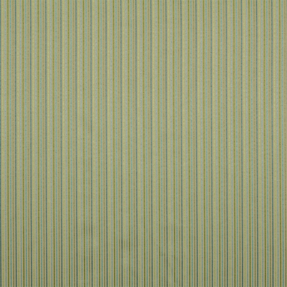 KIWI-FIESTA-CARIBBEAN Anara Stripe Fabric - Pacific