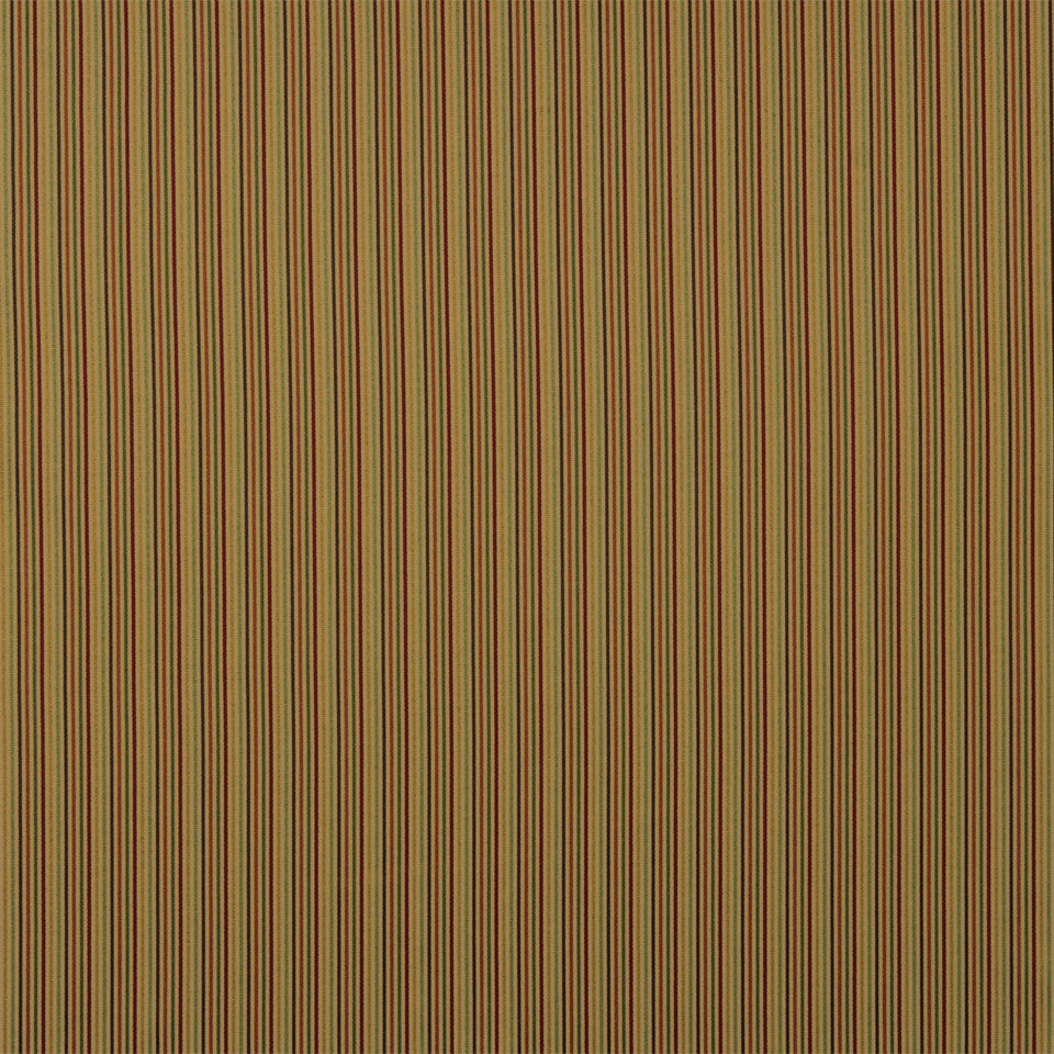 RUBY-BEESWAX-GERANIUM Anara Stripe Fabric - Geranium
