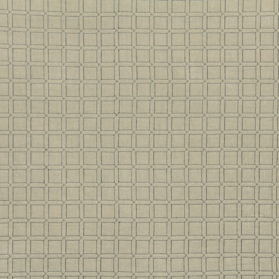 GREYSTONE Connect Boxes Fabric - Greystone