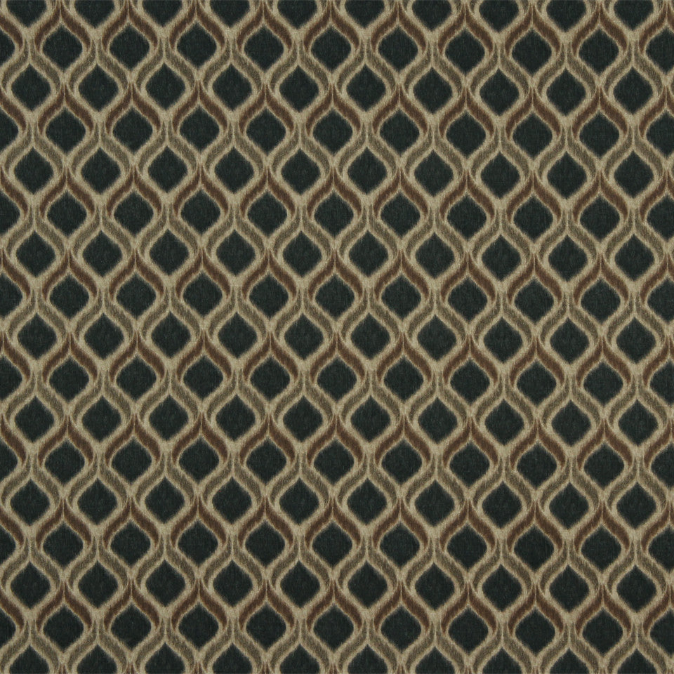 TUXEDO-STONE-MINK Dark Night Fabric - Bistre