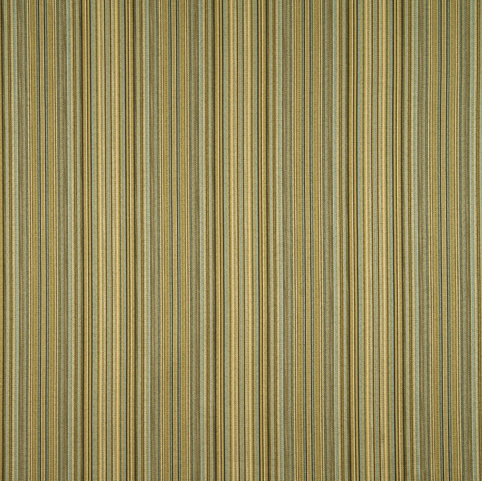 MIST-ATLANTIS-LAPIS Lawford Stripe Fabric - Jade