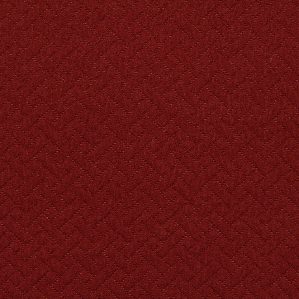 MATELASSES Cobbler Way Fabric - Barn Red
