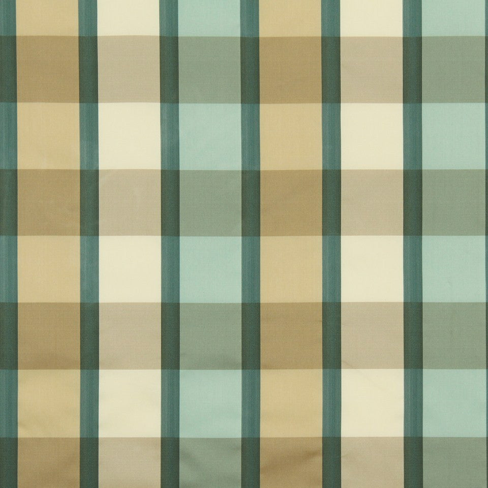DEW Kays Picnic Fabric - Aloe