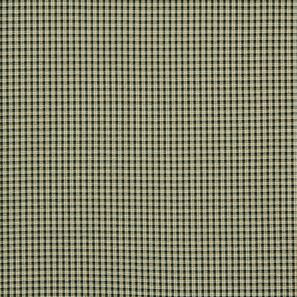 TUXEDO-STONE-MINK Plaid Touch Fabric - Flint