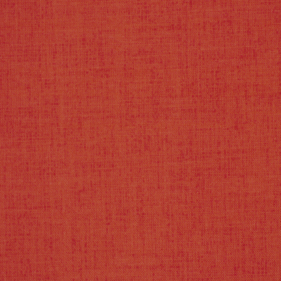 OUTDOOR @ HOME Baja Linen Fabric - Poppy
