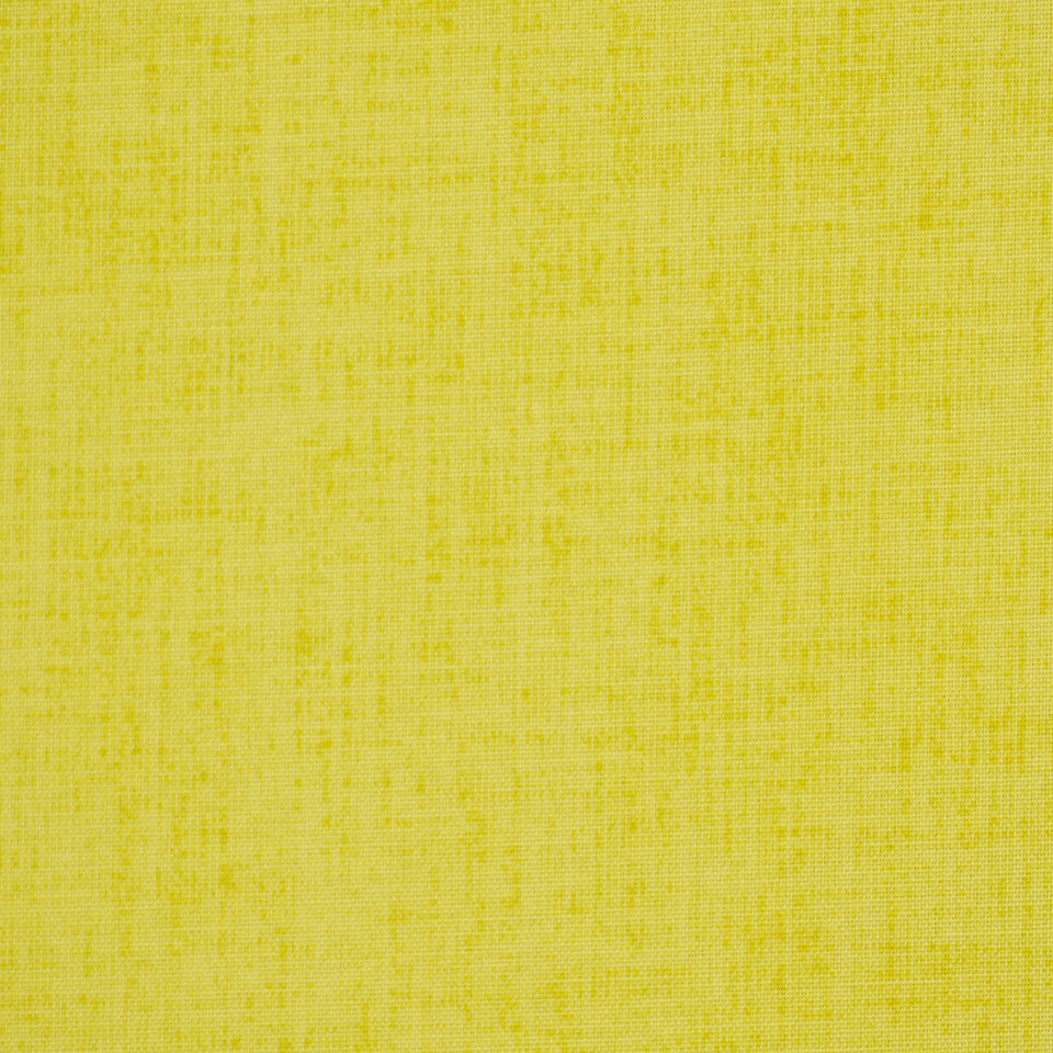 OUTDOOR @ HOME Baja Linen Fabric - Lemon