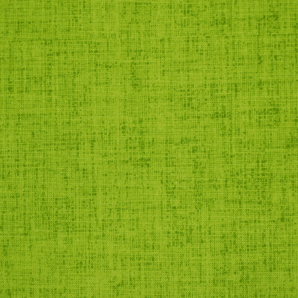 OUTDOOR @ HOME Baja Linen Fabric - Lime