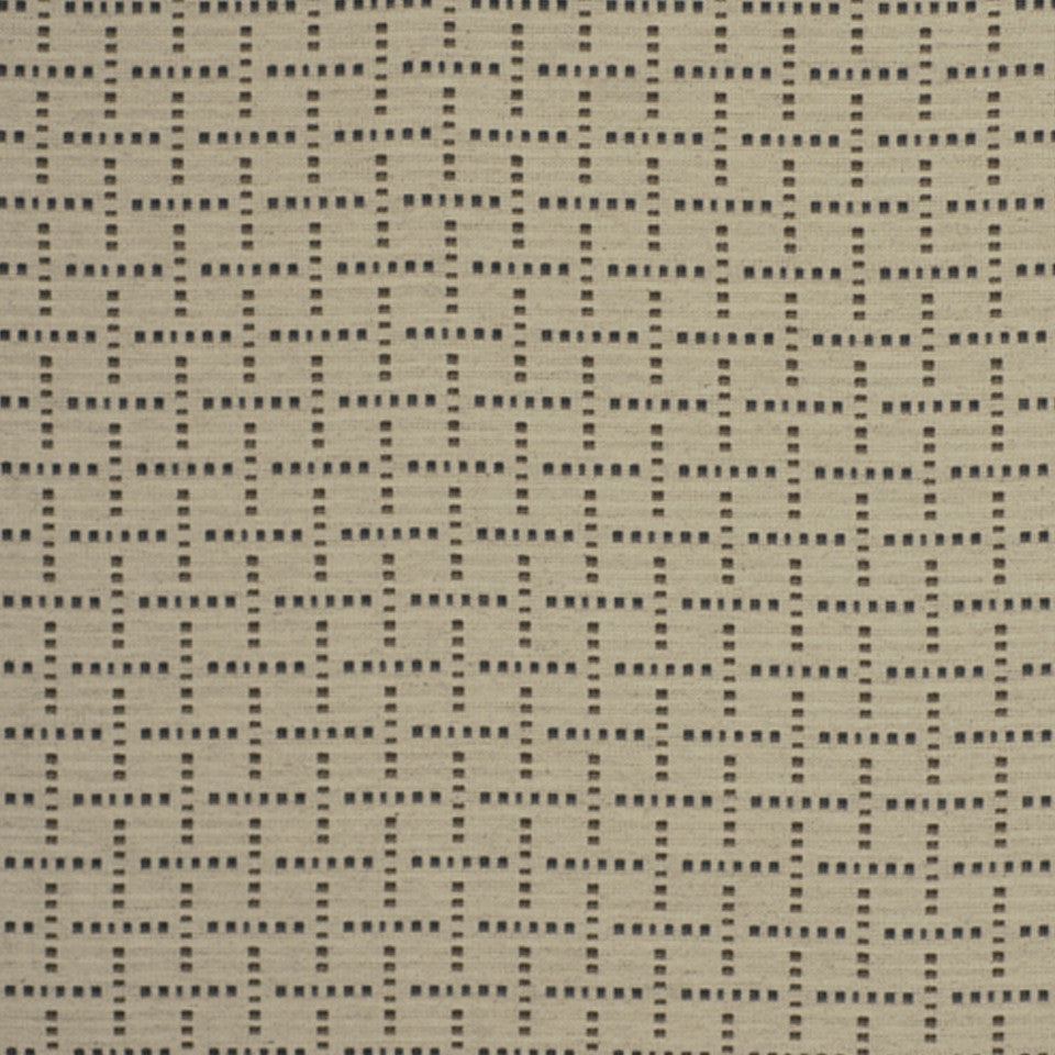 GREYSTONE Color Dots Fabric - Greystone