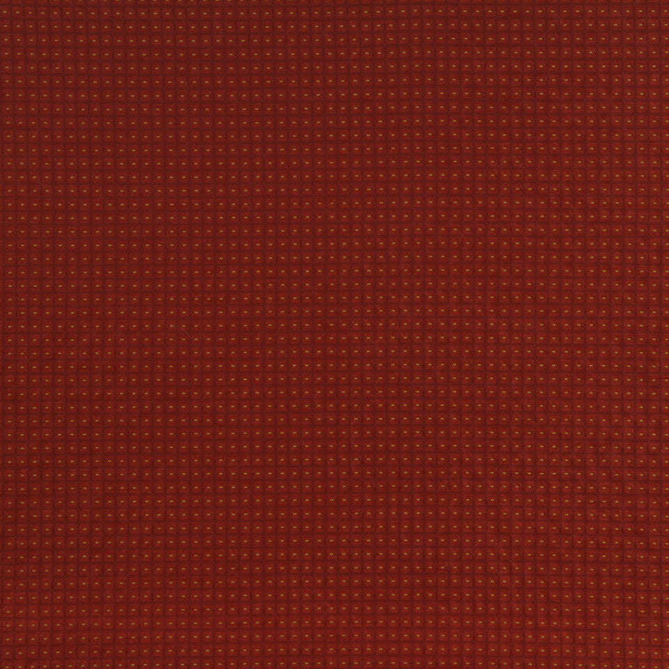 SAFFRON-AUBURN-SIENNA Over Stitch Fabric - Claret