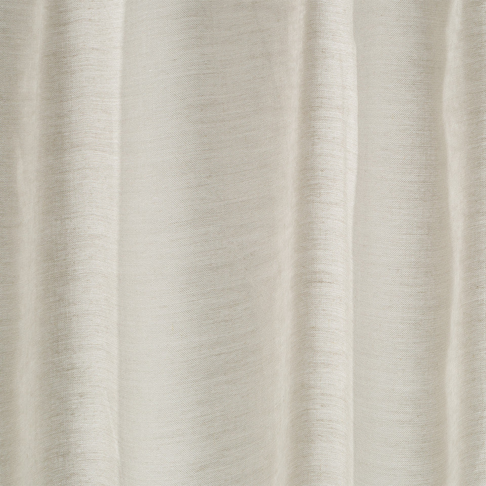 Matte Sheers Kazak Fabric - Stone