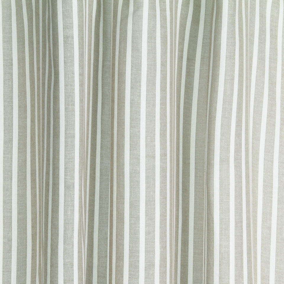 LINEN SHEERS STRIPES & PLAIDS Noblewood Fabric - Linen