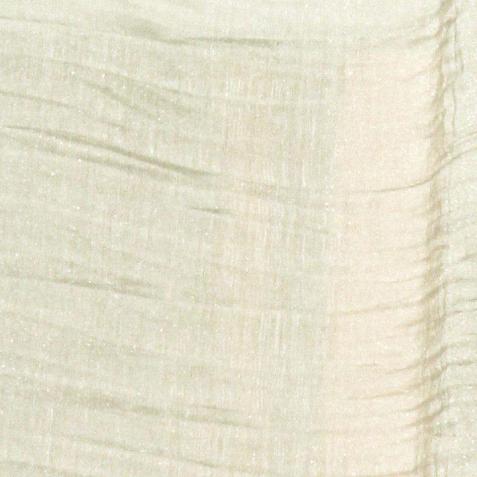 TEXTURED SHEERS Sheer Dazzle Fabric - Wicker