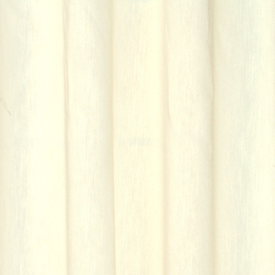 TEXTURED SHEERS Graziella Fabric - Vanilla