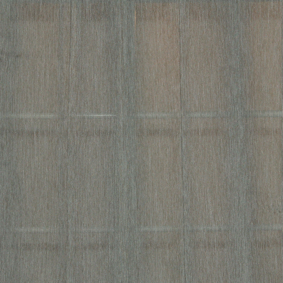 TEXTURED SHEERS Hommage Fabric - Smoke