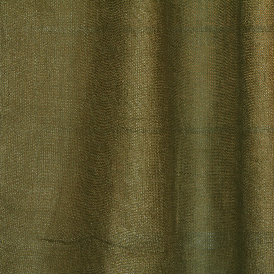 SOLID LINEN SHEERS Outside View Fabric - Tobacco