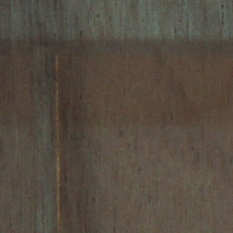 TEXTURED SHEERS Silky Look Fabric - Walnut