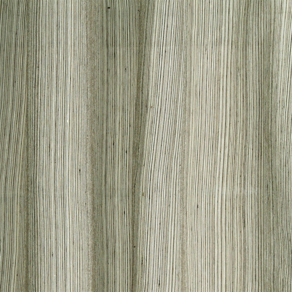 MODERN SHEERS Encino Stripe Fabric - Cafe