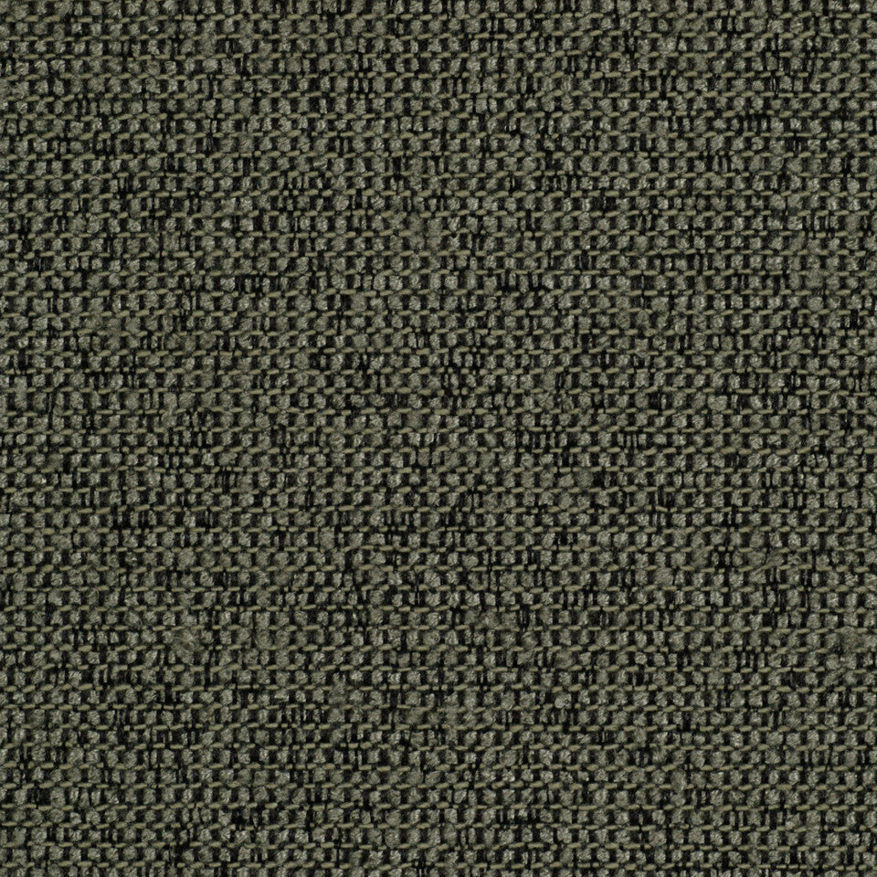 PERFORMANCE TEXTURES II Alton Weave Fabric - Sterling