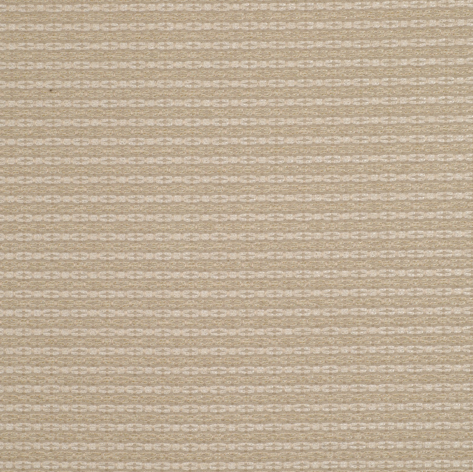 PERFORMANCE TEXTURES II Woven Braid Fabric - Sand Dollar