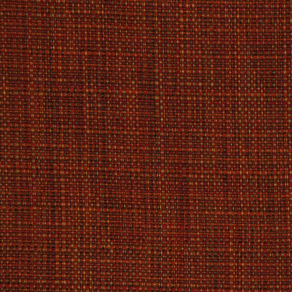 RED HOT Chippanock Fabric - Paprika