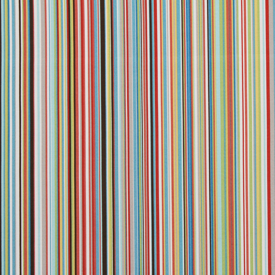 Stripescene Fabric - Multi
