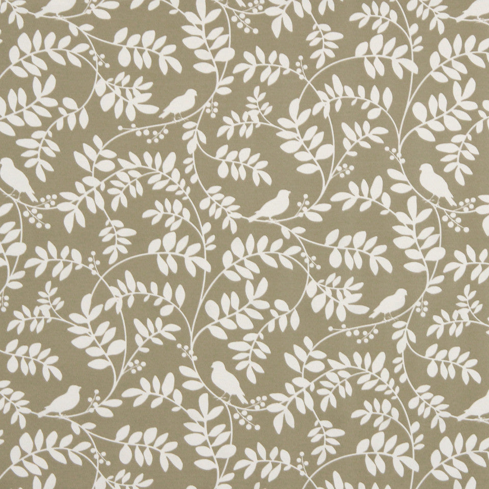 New Botany Fabric - Taupe