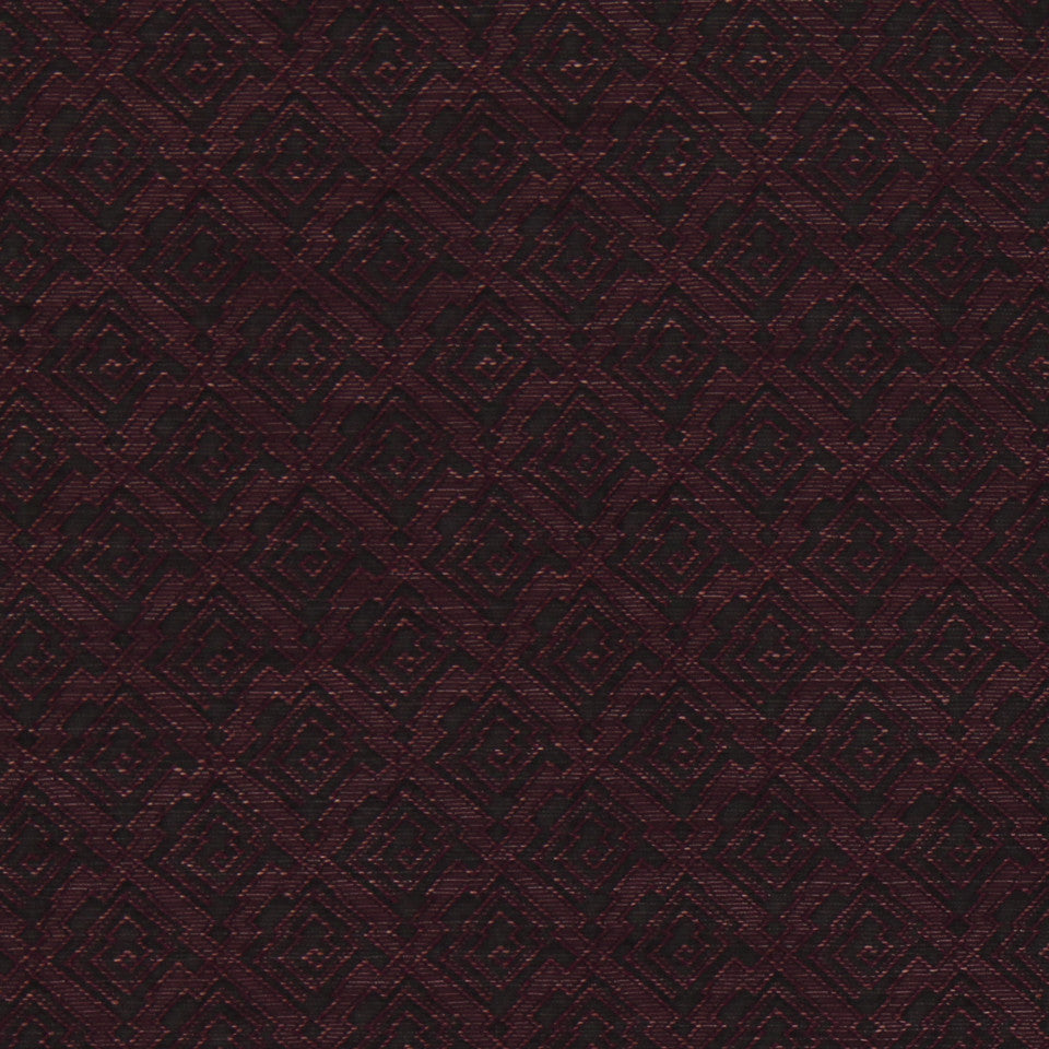 MAGENTA-PRUSSIAN-SUNSET Tantalize Fabric - Magenta