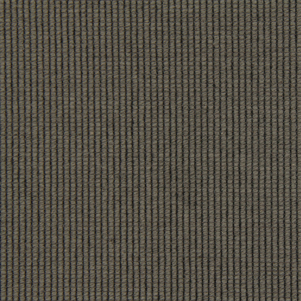 PERFORMANCE TEXTURES II Cotton Loop Fabric - Sterling
