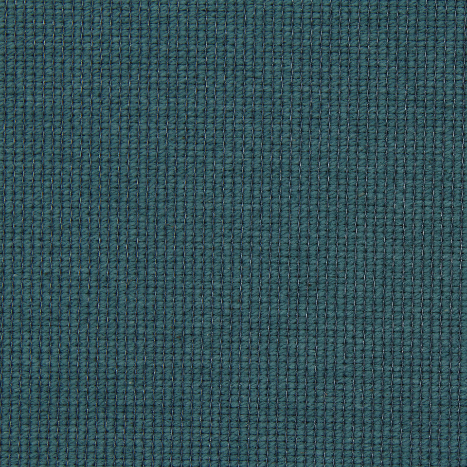 PERFORMANCE TEXTURES II Cotton Loop Fabric - Lake