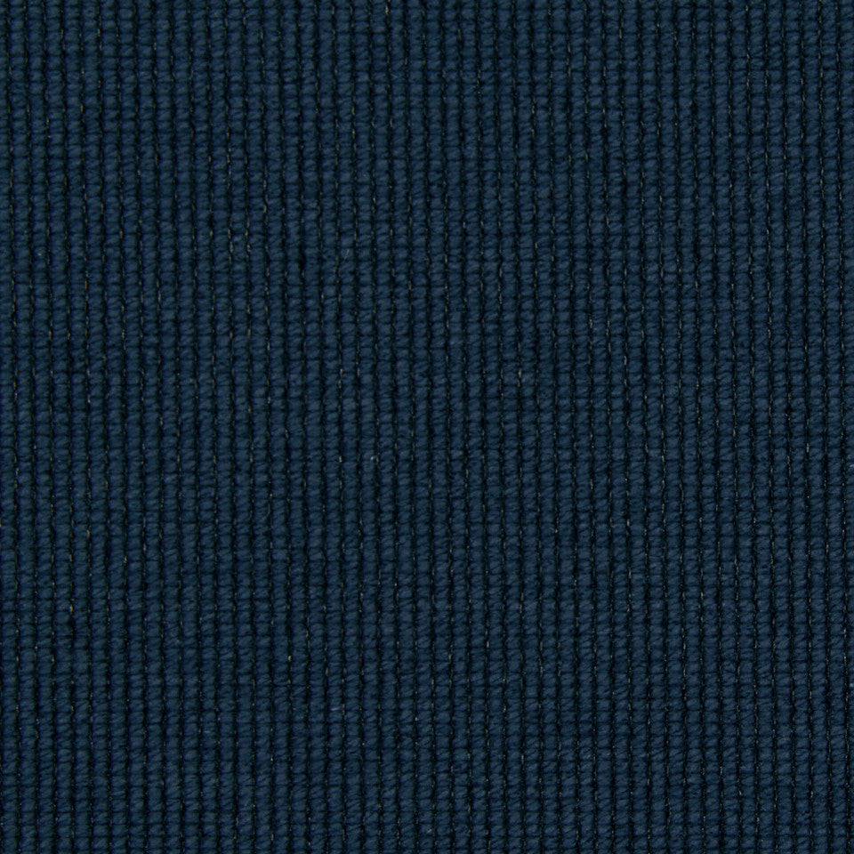 PERFORMANCE TEXTURES II Cotton Loop Fabric - Prussian