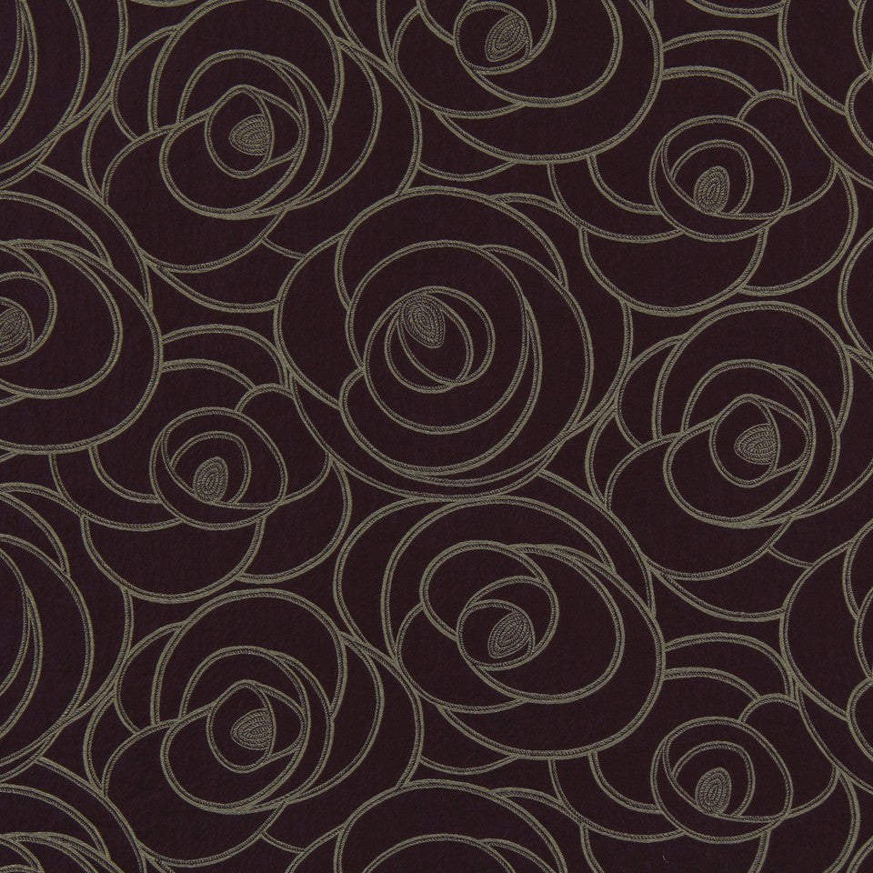 MAGENTA-PRUSSIAN-SUNSET Twist Around Fabric - Magenta