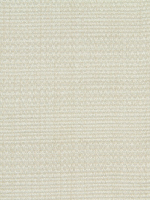 RUSTIC JUTE AND RAFFIA Raffia Solid Fabric - Frost