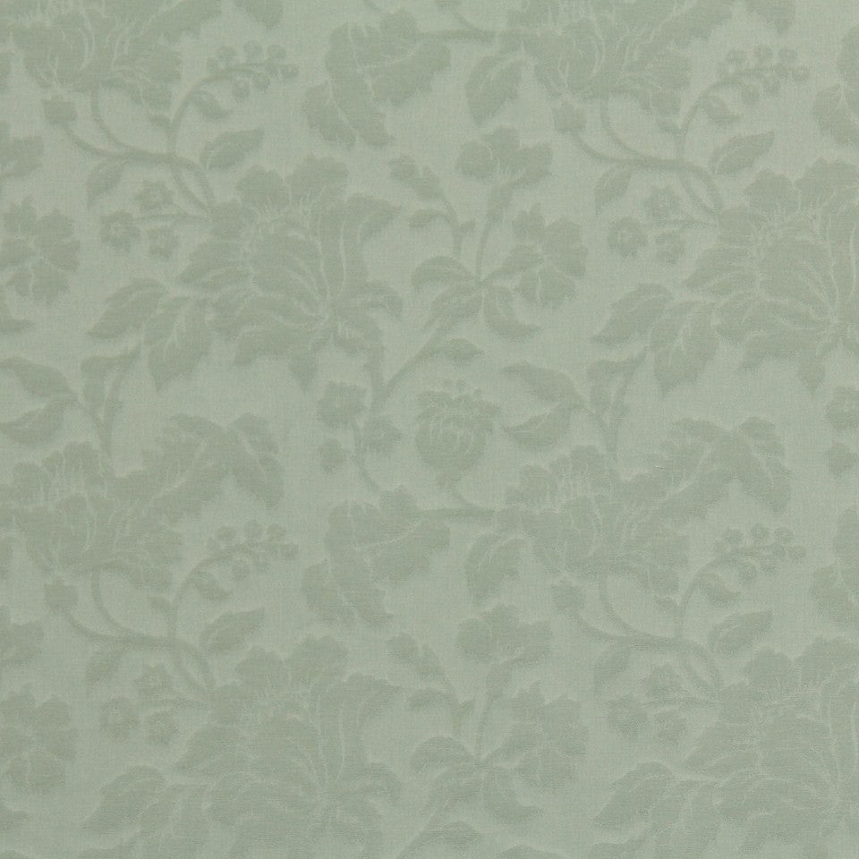 GRAIN-COBBLESTONE-SEA Foilleret Fabric - Lagoon