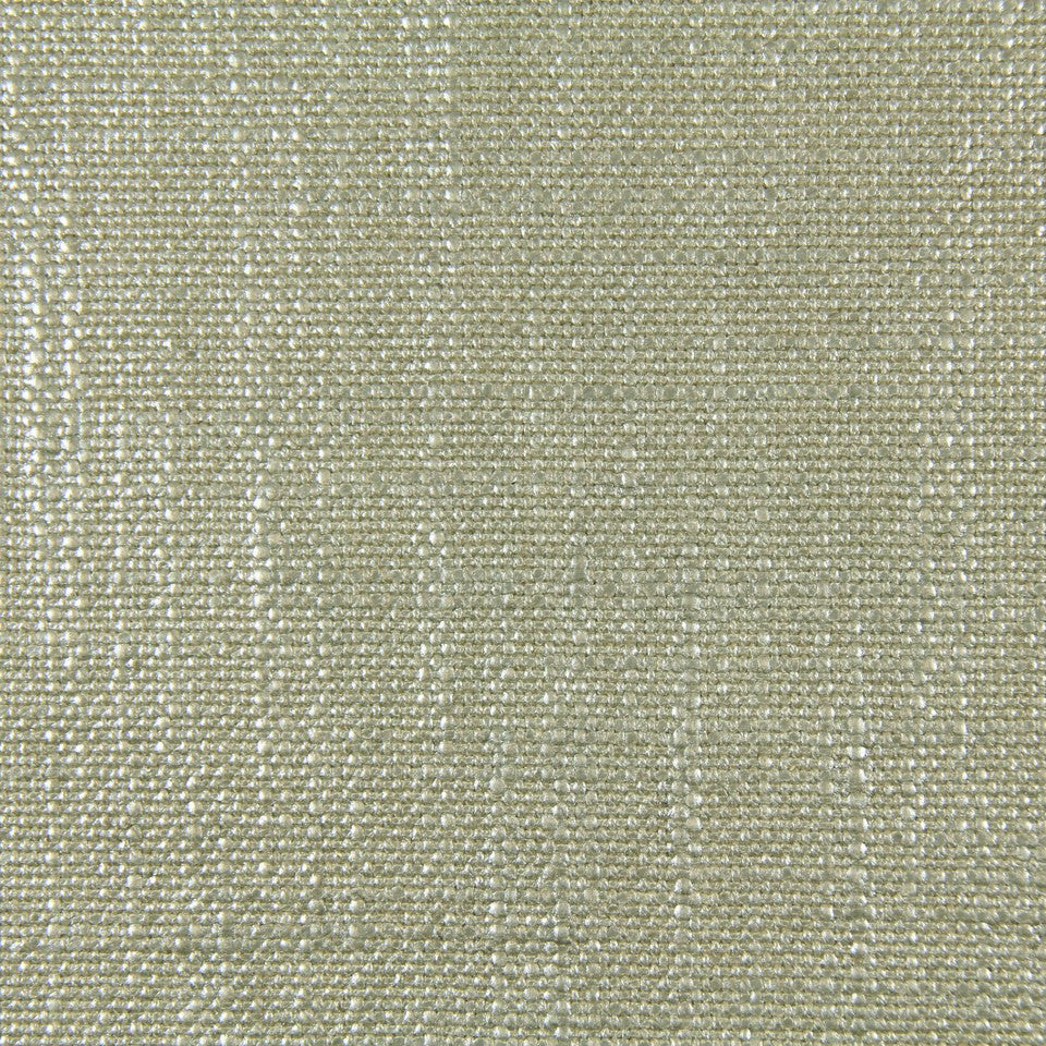 DWELLSTUDIO MODERN LUXURY Glazed Linen Fabric - Shale