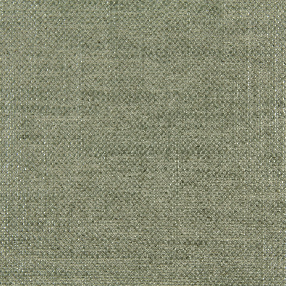 ZINC Glazed Linen Fabric - Pearl