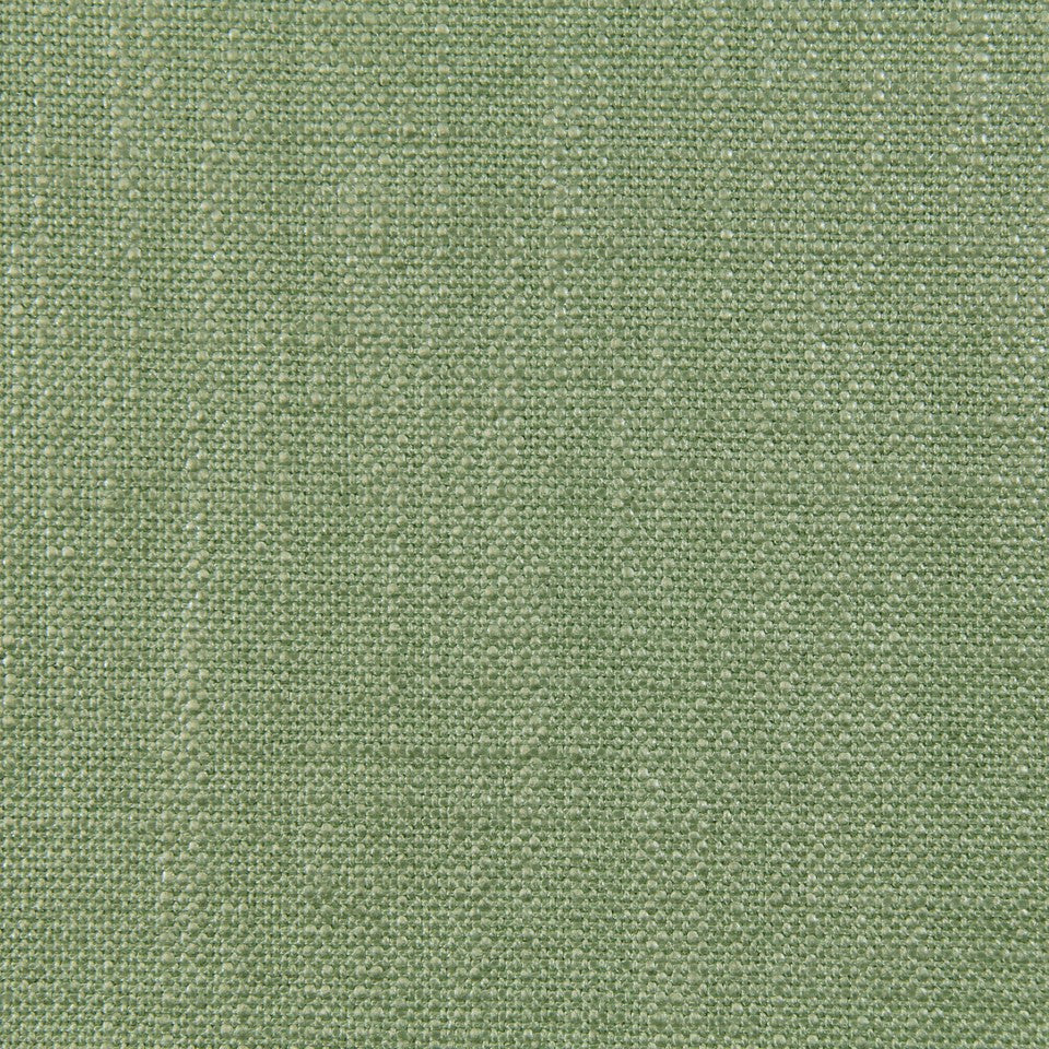 DWELLSTUDIO MODERN LUXURY Glazed Linen Fabric - Patina