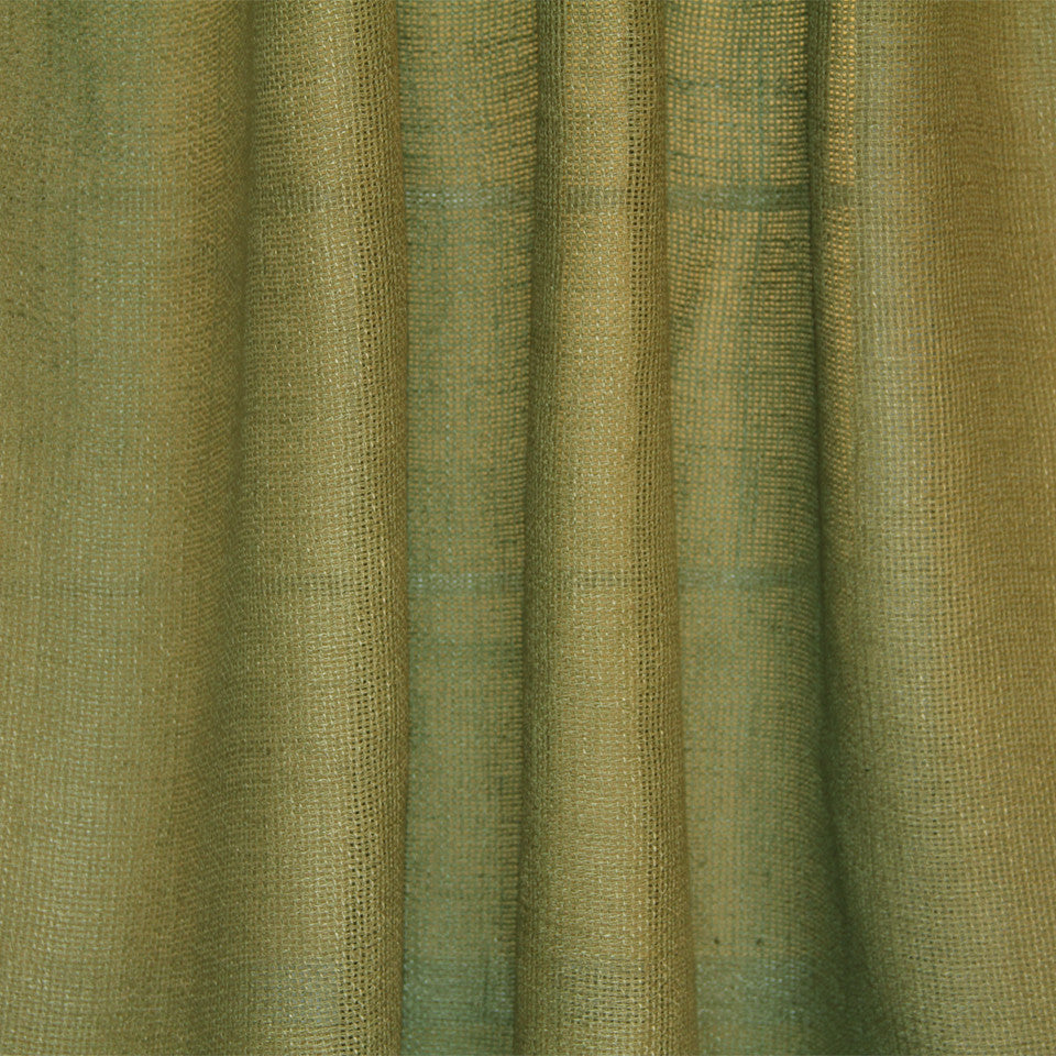 SOLID LINEN SHEERS Outside View Fabric - Wheat