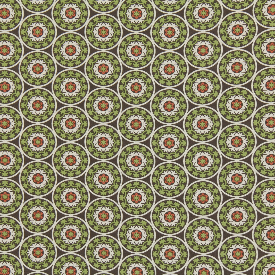 Tilescene Fabric - Spring