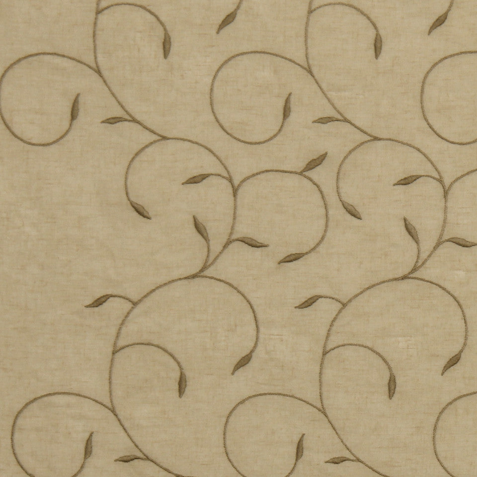 NATURAL SHEERS LIGHT NEUTRALS May Love Fabric - Natural