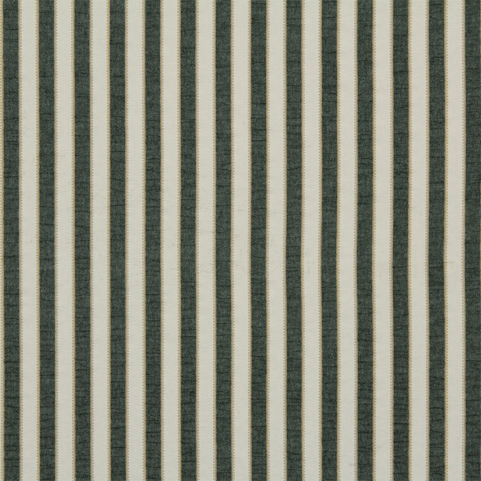 TUXEDO-STONE-MINK Striped Decor Fabric - Pepper