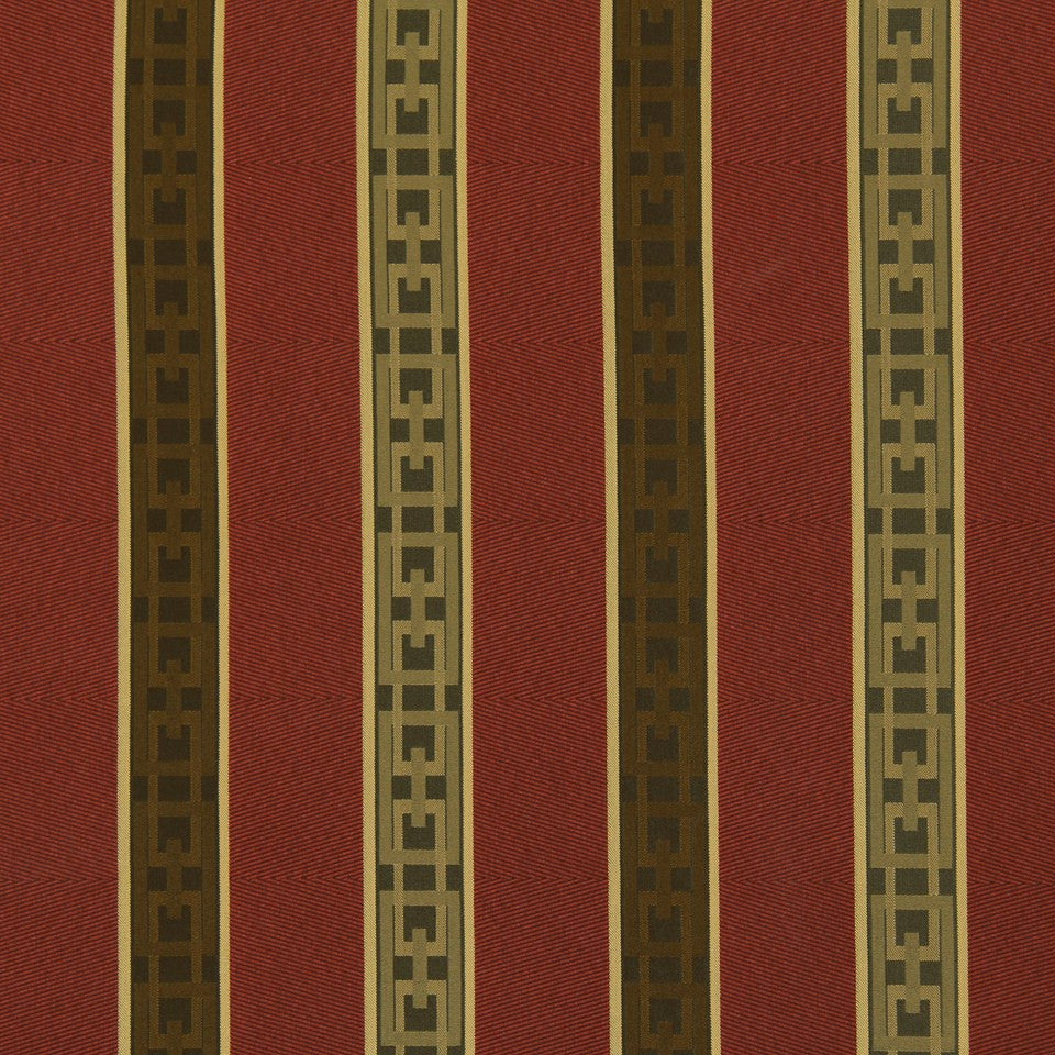 CRYPTON TRANSITIONAL Twinsburg Fabric - Pomegranate