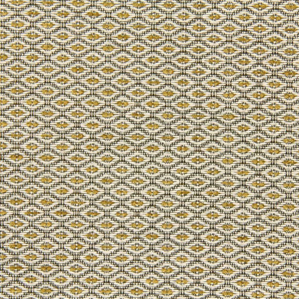 CRYPTON TRANSITIONAL Little Spaces Fabric - Citron