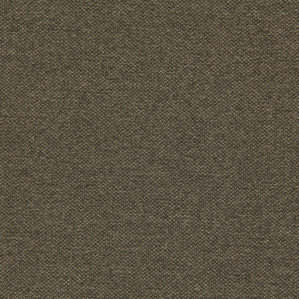 CRYPTON SOLID UPHOLSTERY Small Stitch Fabric - Mushroom
