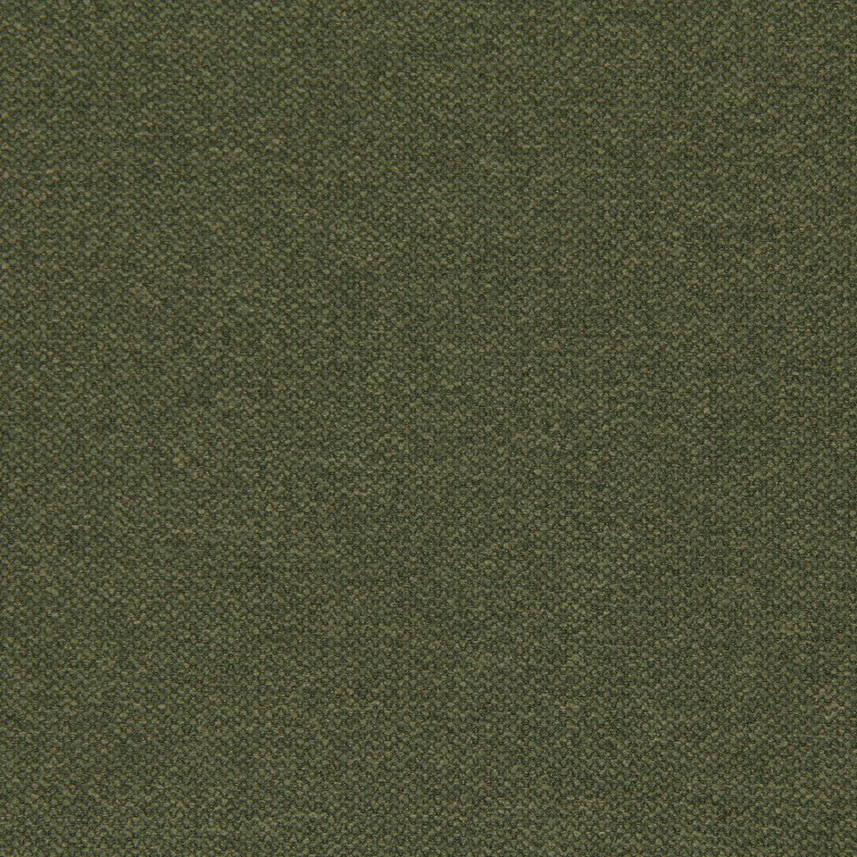 CRYPTON SOLID UPHOLSTERY Small Stitch Fabric - Olive