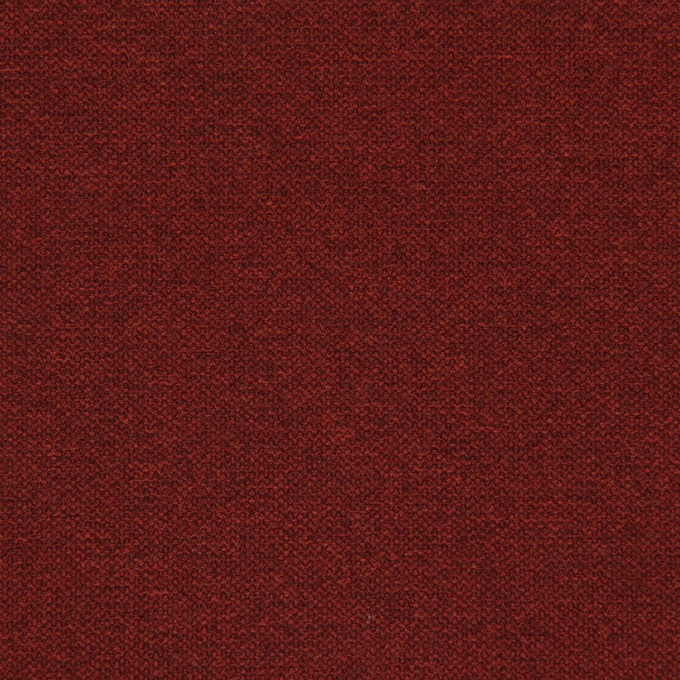 CRYPTON SOLID UPHOLSTERY Small Stitch Fabric - Cayenne