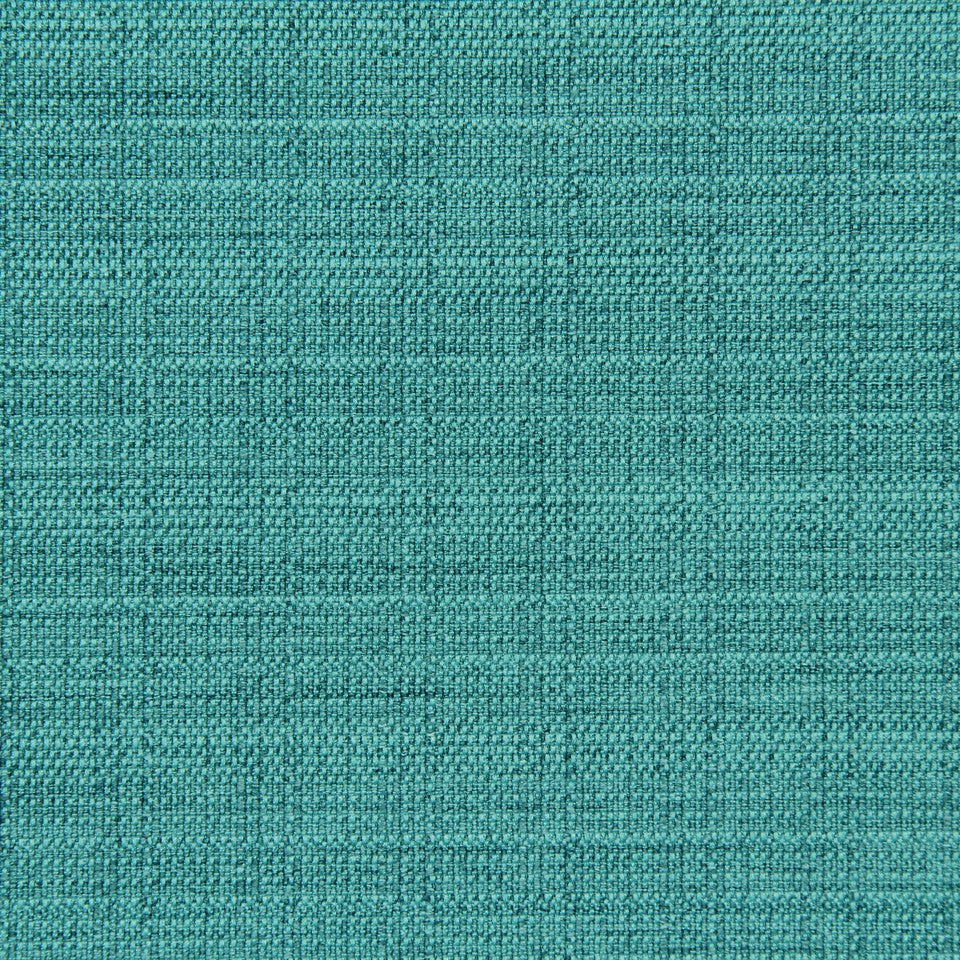 CRYPTON SOLID UPHOLSTERY Modern Canvas Fabric - Pool